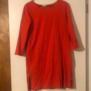 Woman's GAP RED DRESS